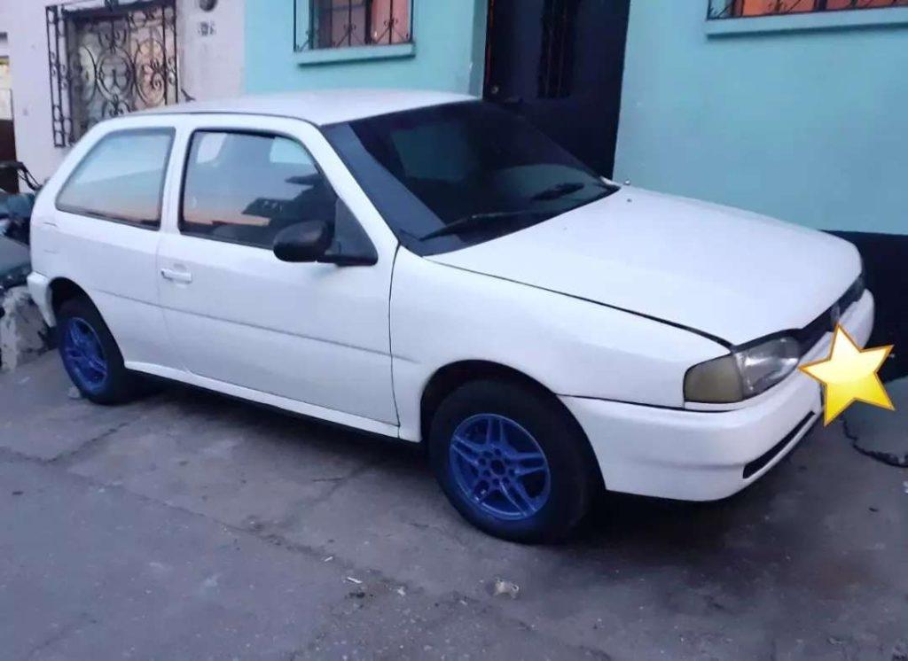 Carro Deportivo Volkswagen