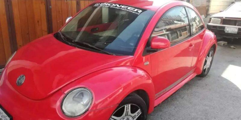 Carro Volkswagen Escarabajo Guatemala
