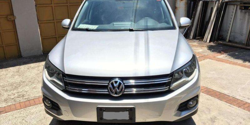 Carro Volkswagen Tiguan 2012