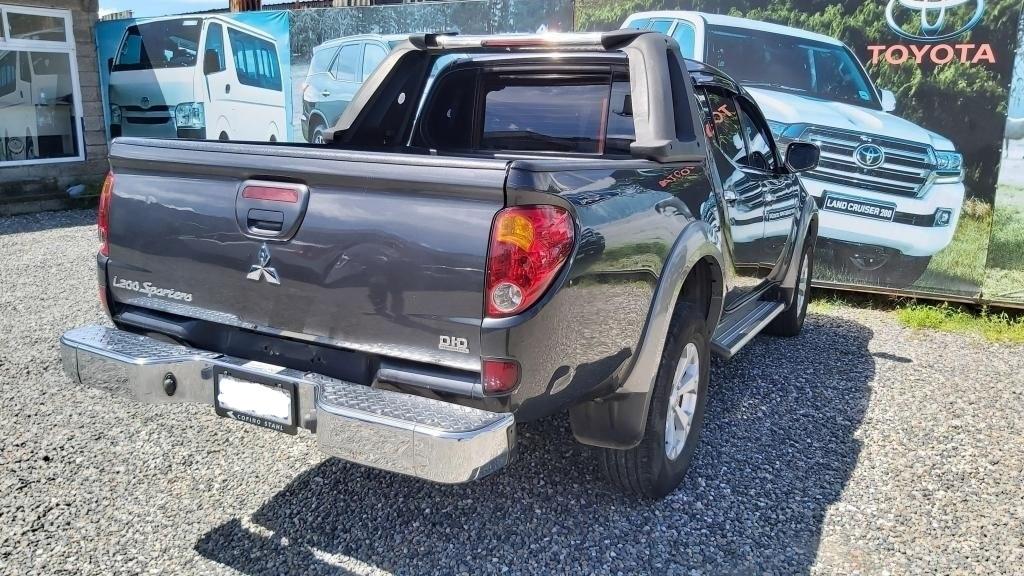 Compro Mitsubishi L200 En Guatemala Mitsubishi L200 2013 Sportero Mecanico 4x4 Venta De Carros En