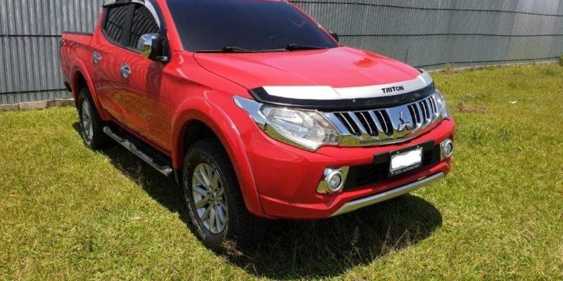 Pick Up Mitsubishi L200 2017 Full Automatico