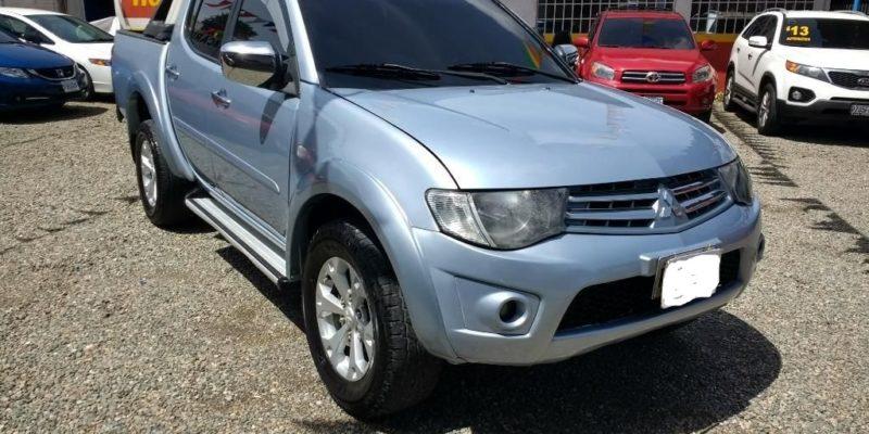 Pick Up Mitsubishi L200 Sportero De Venta En Guatemala