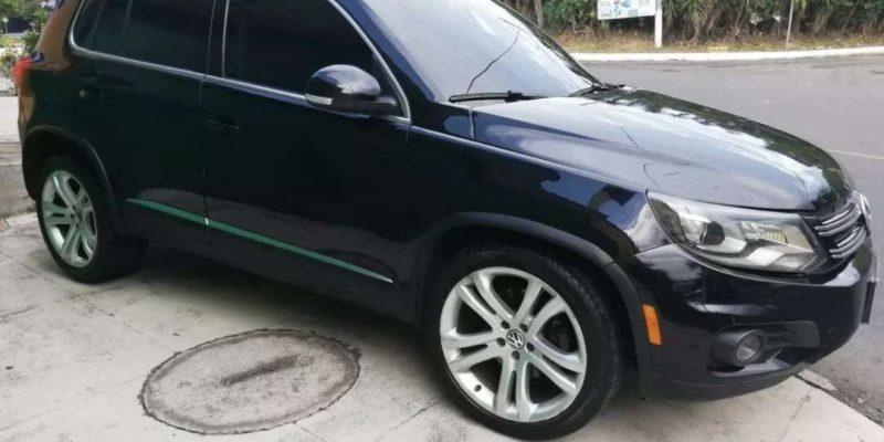 Vendo Volkswagen Tiguan Edición Especial