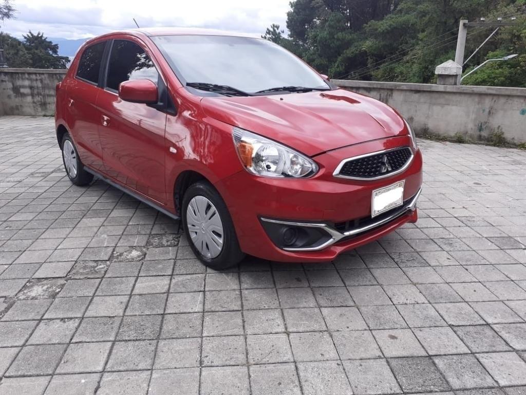Venta De Carro Mitsubishi Mirage 2018