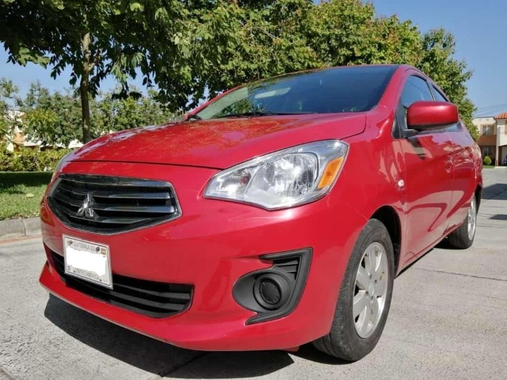 venta de carros mitsubishi mirage en guatemala