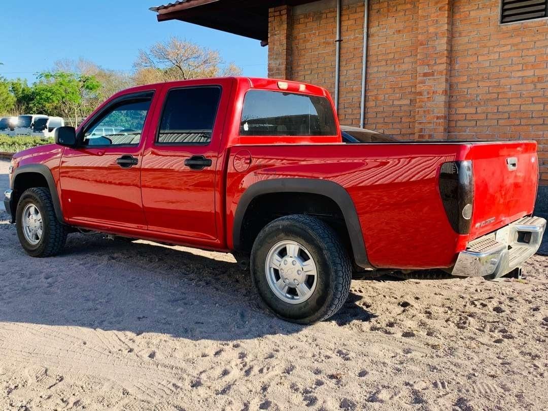 Chevrolet Colorado V4 Doble Cabina 4x4 - Venta de Carros en guatemala