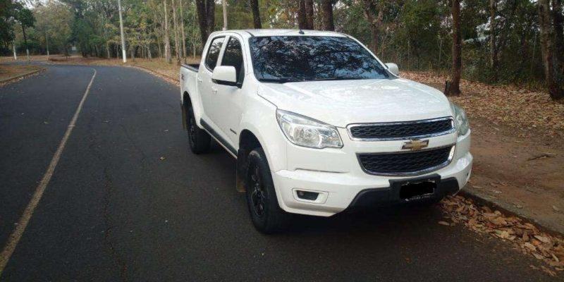 Chevrolet Colorado z71- Diesel de agencia en venta