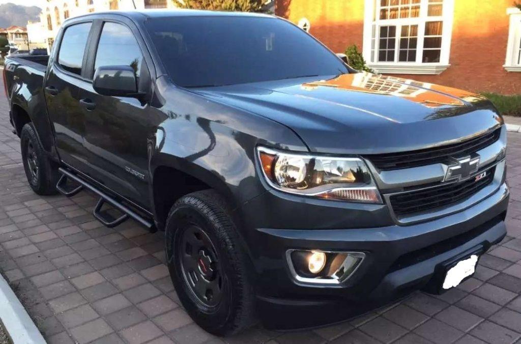 Pick up chevrolet colorado automatico - Carros en ganga en venta en guatemala