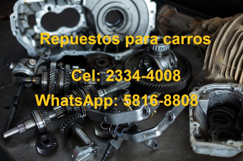 repuestos para carros americanos en guatemala