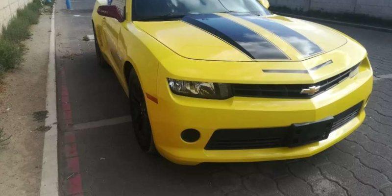 Chevrolet Camaro LS 2015 importado- Carros en Venta Usados
