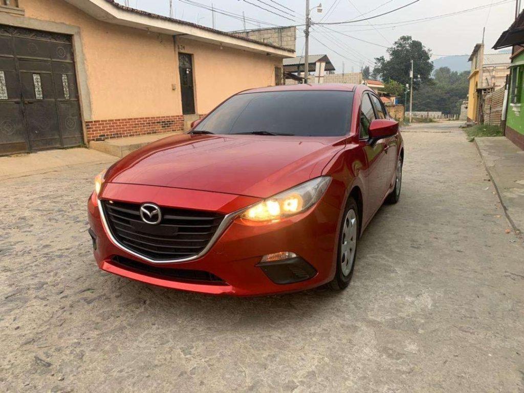 Mazda 3 Sport 2016 Automatica de Venta en Chimaltenango