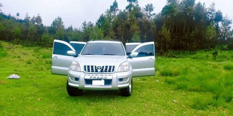 Camioneta Toyota Land Cruiser Prado - Carros en venta en Quetzaltenango Guatemala