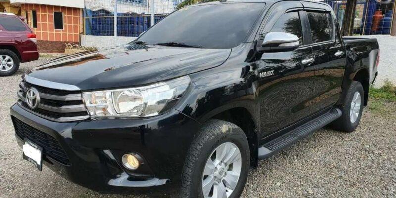 Toyota Hilux Doble Cabina - Carros en venta en jutiapa guatemala