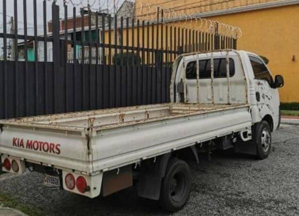 camion kia K3000S de venta en guatemala