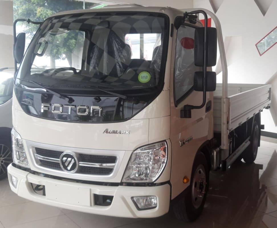 Camión Forland Foton 4510 de 3.5 toneladas
