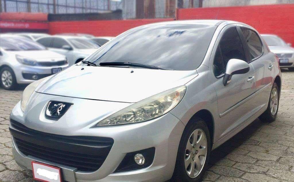 Peugeot 207 Access 2012 Tubo