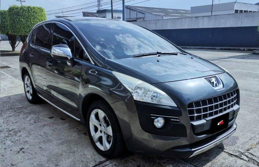 Auto Peugeot 3008 Premium 2013