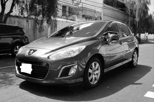 Peugeot 308 Active Diésel 2012