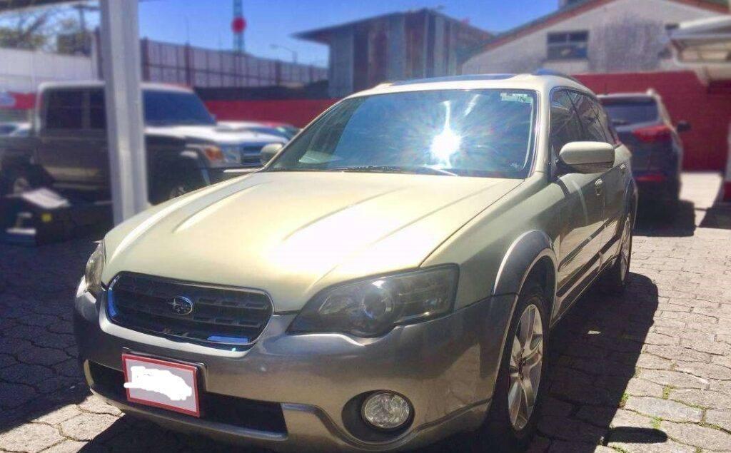 Subaru Outback 3.0r 2004