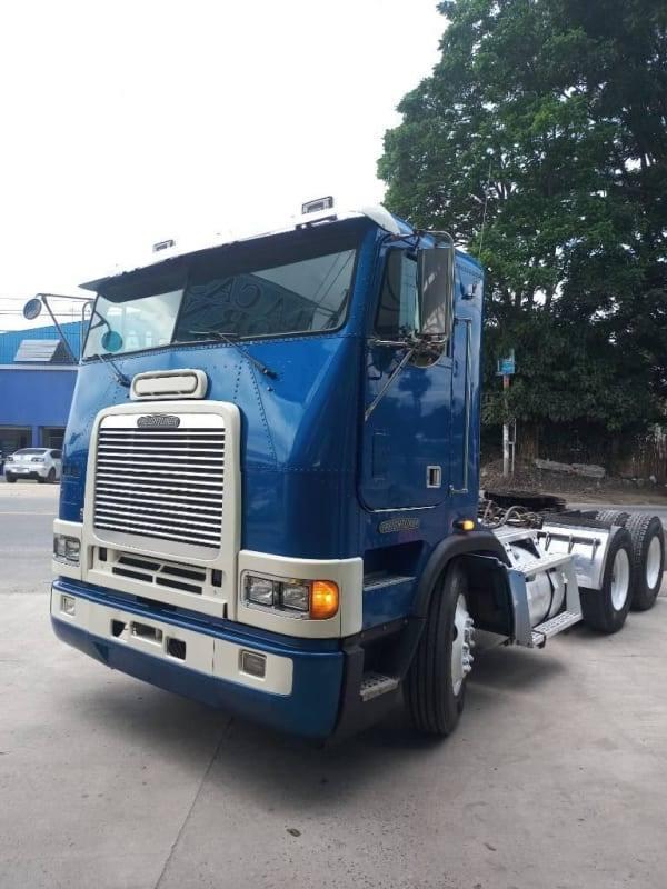 cabezal de camion freightliner 1995 guatemala